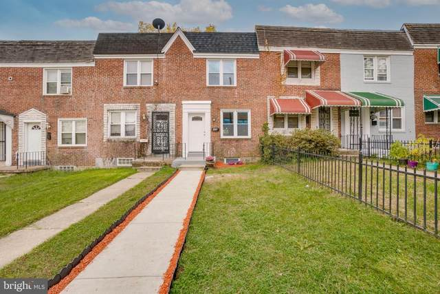 3507 W Mulberry Street, BALTIMORE, MD 21229 (#MDBA529704) :: The Sky Group