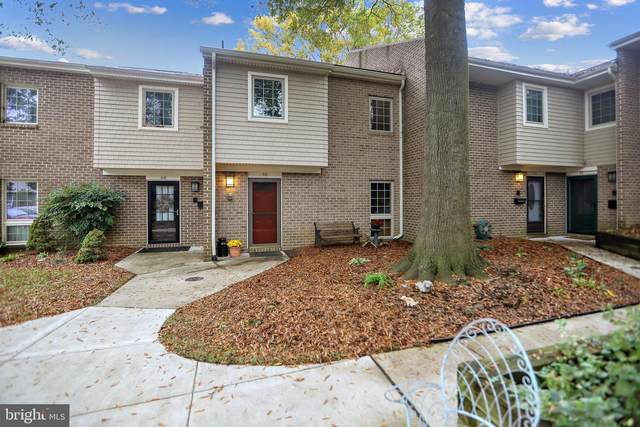 58 Gentry Court, ANNAPOLIS, MD 21403 (#MDAA451352) :: The Riffle Group of Keller Williams Select Realtors