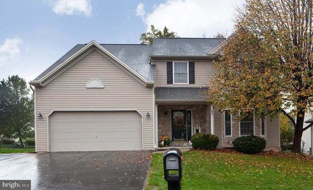 621 Copper Circle, LEWISBERRY, PA 17339 (#PAYK148338) :: The Heather Neidlinger Team With Berkshire Hathaway HomeServices Homesale Realty