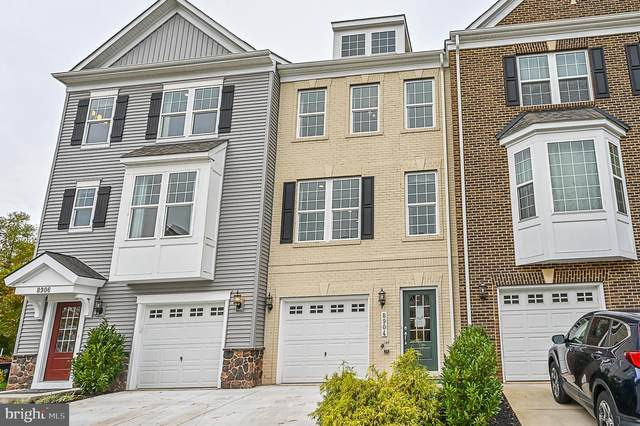 8904 Englewood Farms Drive, MANASSAS, VA 20112 (#VAPW508240) :: The Miller Team