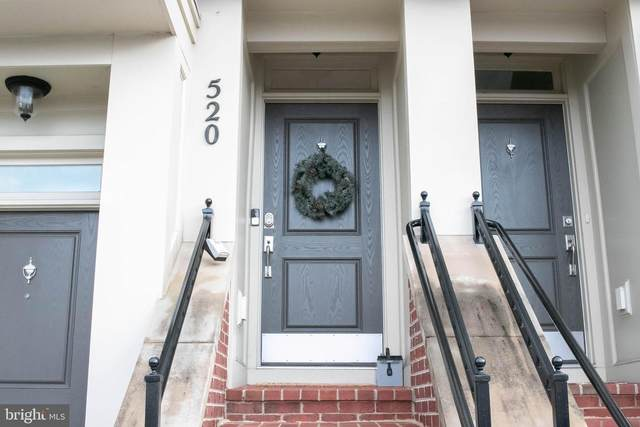 520 Copley Place 6-B, GAITHERSBURG, MD 20878 (#MDMC732494) :: Ultimate Selling Team