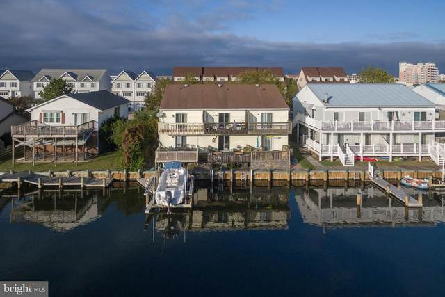 125-B Newport Bay Drive B, OCEAN CITY, MD 21842 (#MDWO118120) :: Atlantic Shores Sotheby's International Realty
