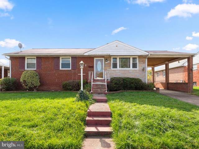 6507 Lacona Street, DISTRICT HEIGHTS, MD 20747 (#MDPG586396) :: EXP Realty