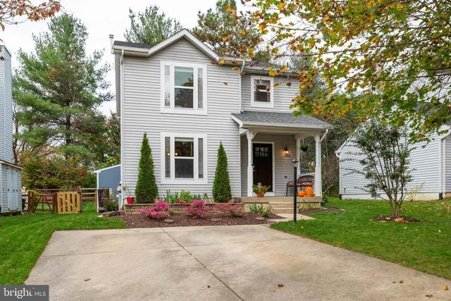 10819 Topbranch Lane, COLUMBIA, MD 21044 (#MDHW287234) :: Blackwell Real Estate
