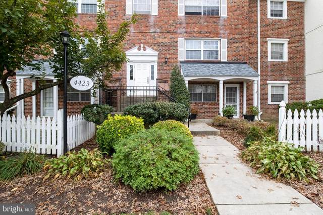 4423 Romlon Street #203, BELTSVILLE, MD 20705 (#MDPG586402) :: The Piano Home Group