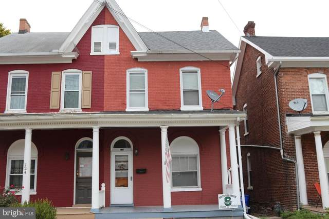 126 Fairground Avenue, HAGERSTOWN, MD 21740 (#MDWA175632) :: The Sky Group