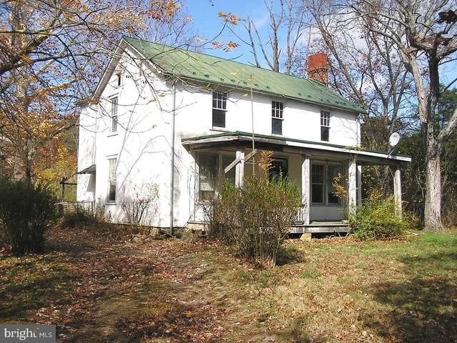 1068 & 1090 S Hayfield Road, WINCHESTER, VA 22602 (#VAFV160612) :: Blackwell Real Estate