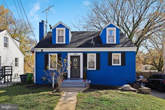 734 Larchmont Avenue, CAPITOL HEIGHTS, MD 20743 (#MDPG586406) :: The MD Home Team