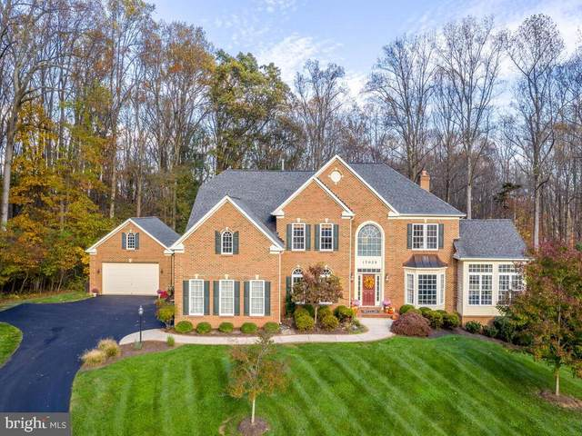 17025 Oak Hill Road, SPENCERVILLE, MD 20868 (#MDMC732544) :: Murray & Co. Real Estate