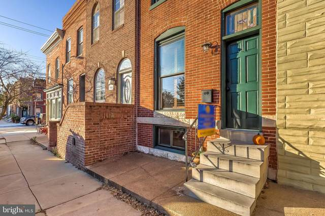 3406 Fait Avenue, BALTIMORE, MD 21224 (#MDBA529740) :: The Sky Group