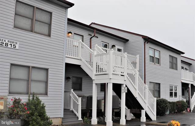 2815 Tern Drive #110, OCEAN CITY, MD 21842 (#MDWO118136) :: Atlantic Shores Sotheby's International Realty