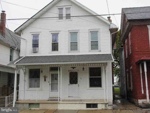 79 E Main Street, NEWMANSTOWN, PA 17073 (#PALN116546) :: The Joy Daniels Real Estate Group