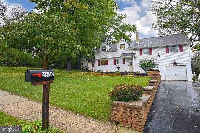 2360 N. Parkview Dr., NORRISTOWN, PA 19403 (#PAMC669268) :: REMAX Horizons