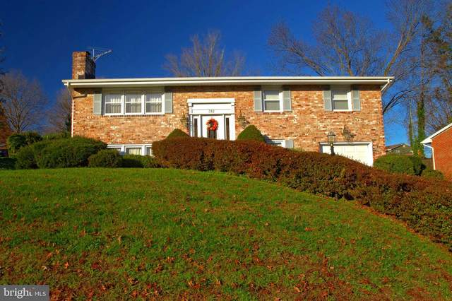 312 Idlewild Road, BEL AIR, MD 21014 (#MDHR253612) :: Give Back Team