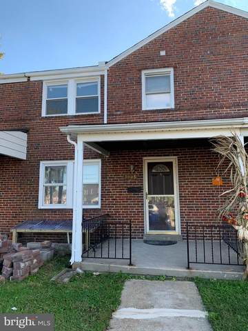 3435 Mayfield Avenue, BALTIMORE, MD 21213 (#MDBA529774) :: Great Falls Great Homes