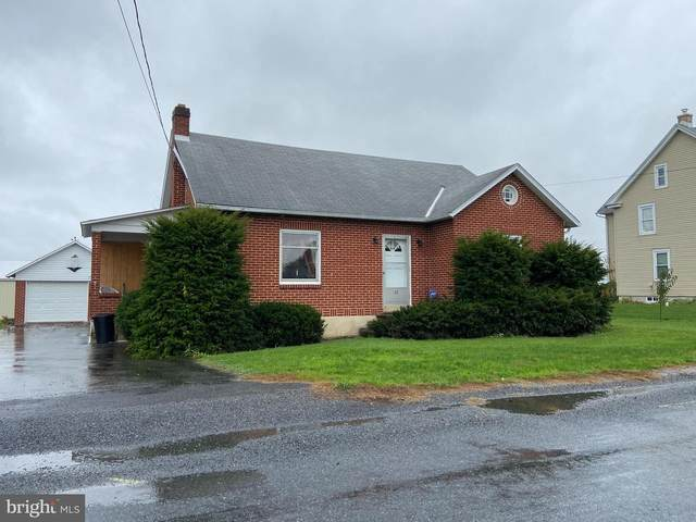87 Old Bowers Road, MERTZTOWN, PA 19539 (#PABK366502) :: EXP Realty