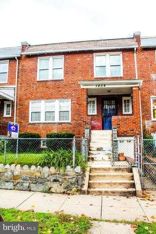 1834 A Street SE, WASHINGTON, DC 20003 (#DCDC494684) :: The Dailey Group