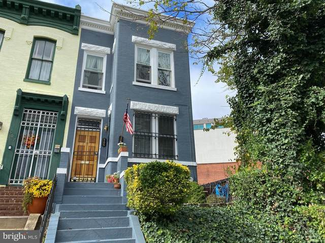 505 12TH Street SE, WASHINGTON, DC 20003 (#DCDC494690) :: Lucido Agency of Keller Williams