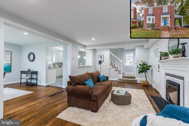 1316 Ramblewood Road, BALTIMORE, MD 21239 (#MDBA529806) :: The Sky Group