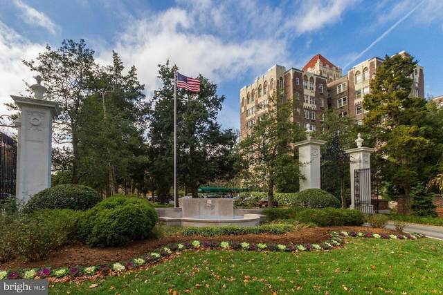 4000 Cathedral Avenue NW 706B, WASHINGTON, DC 20016 (#DCDC494712) :: The Dailey Group