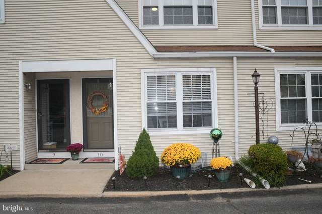111 E Beechwood Avenue #10, OAKLYN, NJ 08107 (#NJCD406352) :: Blackwell Real Estate