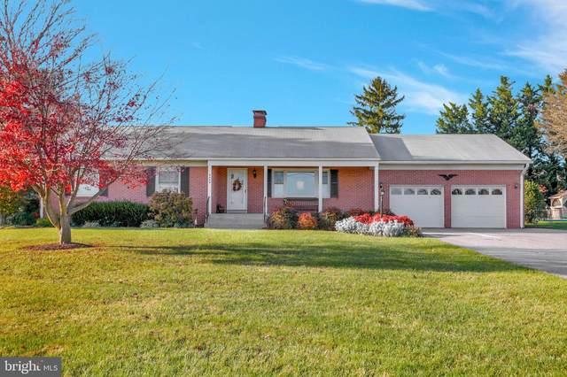 9430 Woodsboro Pike, WALKERSVILLE, MD 21793 (#MDFR273198) :: Corner House Realty