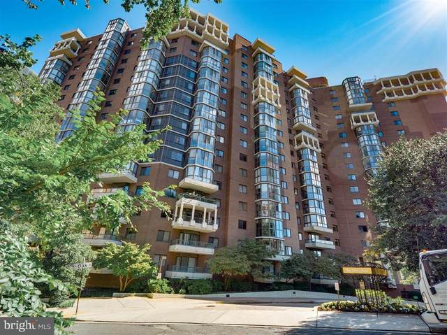 1600 N Oak Street #511, ARLINGTON, VA 22209 (#VAAR172180) :: The Gold Standard Group