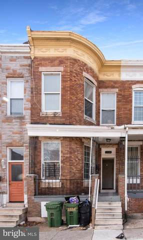 2330 Mcculloh Street, BALTIMORE, MD 21217 (#MDBA529816) :: The Gold Standard Group