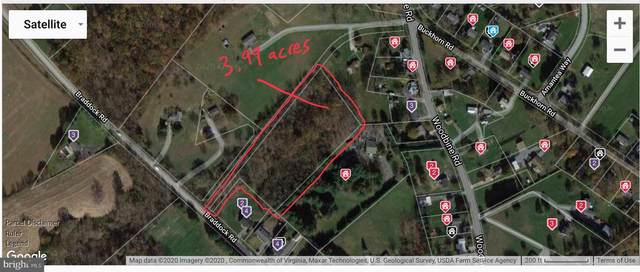 Lot E Braddock Road, WOODBINE, MD 21797 (#MDCR200754) :: The Redux Group