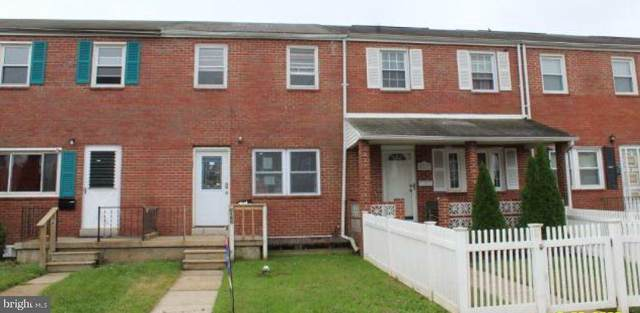 8165 Gray Haven Road, BALTIMORE, MD 21222 (#MDBC511554) :: Erik Hoferer & Associates