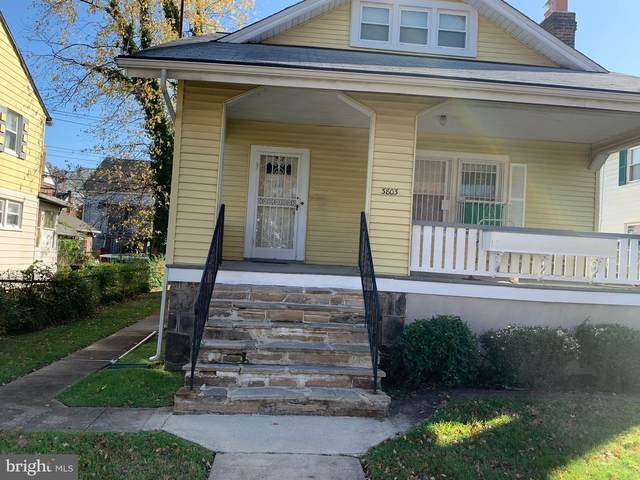 3803 Grantley Road, BALTIMORE, MD 21215 (#MDBA529832) :: The Miller Team