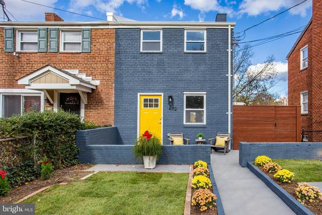 4312 E Street SE, WASHINGTON, DC 20019 (#DCDC494744) :: Great Falls Great Homes