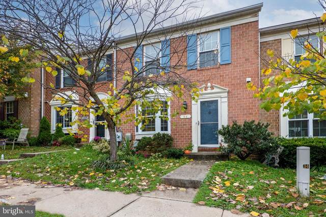 34 Jones Falls Terrace, BALTIMORE, MD 21209 (#MDBC511568) :: The Sky Group