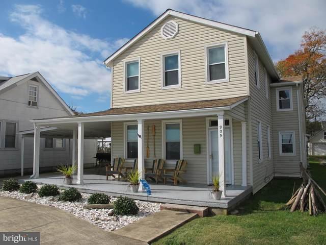 909 Irving Avenue, COLONIAL BEACH, VA 22443 (#VAWE117430) :: Great Falls Great Homes