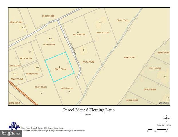 6 Fleming Lane, HOCKESSIN, DE 19707 (#DENC512338) :: Keller Williams Realty - Matt Fetick Team