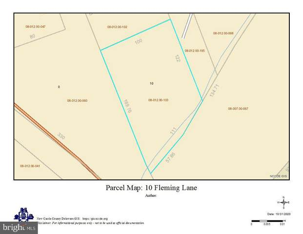 10 Fleming Lane, HOCKESSIN, DE 19707 (#DENC512340) :: Keller Williams Realty - Matt Fetick Team