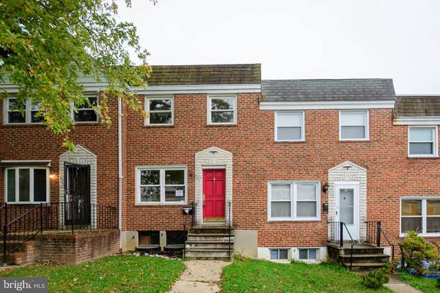 4337 Plainfield Avenue, BALTIMORE, MD 21206 (#MDBA529834) :: The Redux Group