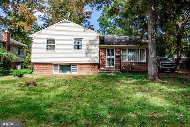 9504 Van Buren Street, LANHAM, MD 20706 (#MDPG586504) :: Fairfax Realty of Tysons