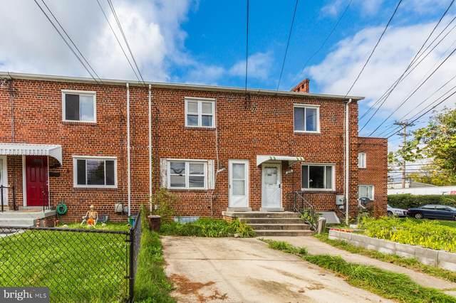 807 4TH Street, LAUREL, MD 20707 (#MDPG586524) :: Fairfax Realty of Tysons