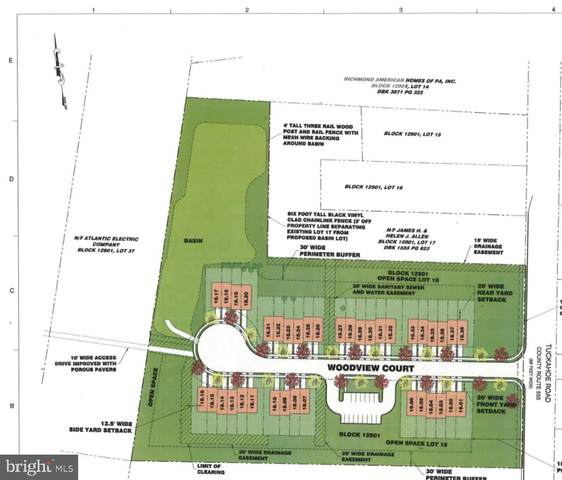 385 N Tuckahoe Road, WILLIAMSTOWN, NJ 08094 (#NJGL266928) :: Keller Williams Real Estate