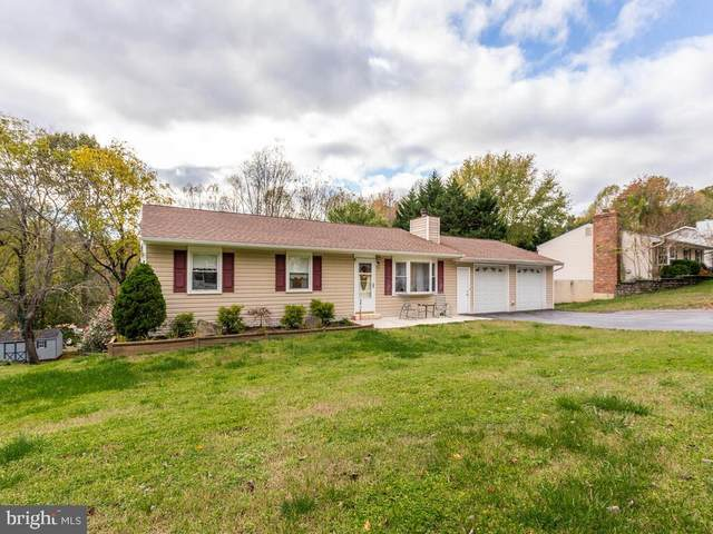 9220 Easy Street, OWINGS, MD 20736 (#MDCA179552) :: Murray & Co. Real Estate