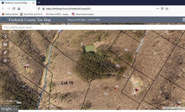Lot 15 Smokey Shire, CROSS JUNCTION, VA 22625 (#VAFV160630) :: Talbot Greenya Group