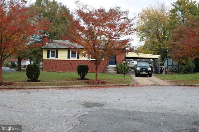 7500 Terra Alta Court, LANHAM, MD 20706 (#MDPG586544) :: Fairfax Realty of Tysons