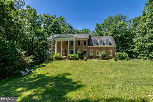 8309 Crestridge Road, FAIRFAX STATION, VA 22039 (#VAFX1164866) :: RE/MAX Cornerstone Realty
