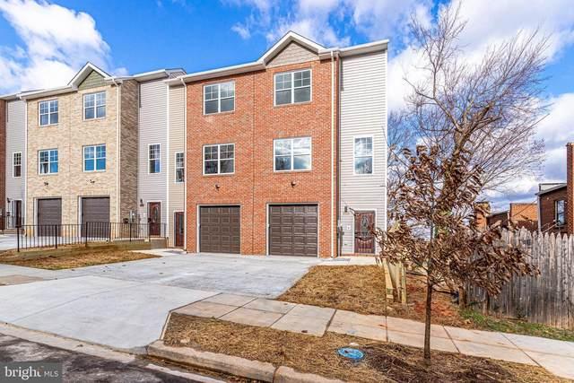 5214 B Street SE, WASHINGTON, DC 20019 (#DCDC494808) :: Jacobs & Co. Real Estate