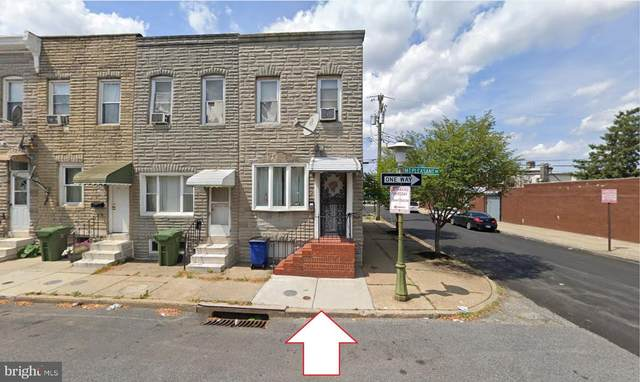 3822 Mount Pleasant Avenue, BALTIMORE, MD 21224 (#MDBA529874) :: Great Falls Great Homes