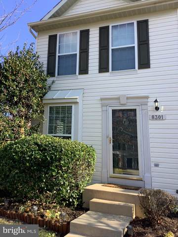 8301 Water Lily Way, LAUREL, MD 20724 (#MDAA451462) :: Bob Lucido Team of Keller Williams Integrity