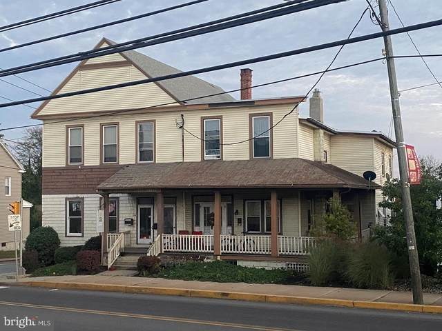 250-252 E Main Street, NEW HOLLAND, PA 17557 (#PALA172904) :: The Joy Daniels Real Estate Group