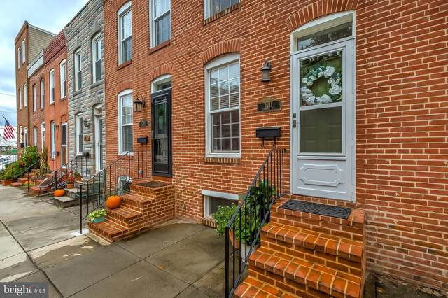 1211 Cooksie Street, BALTIMORE, MD 21230 (#MDBA529890) :: Better Homes Realty Signature Properties