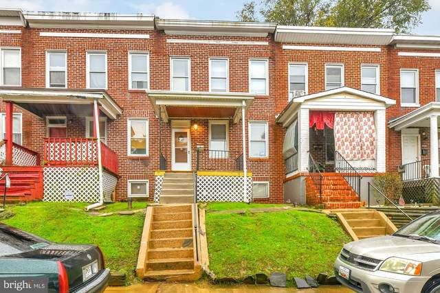 3215 Lyndale Avenue, BALTIMORE, MD 21213 (#MDBA529896) :: The Miller Team